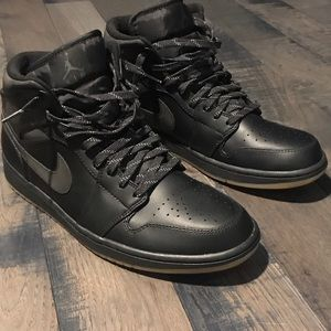 Air Jordan 1 Winterized pack 'Black Gum'